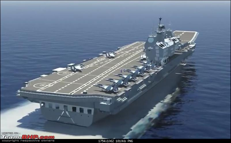Indian Naval Aviation - Air Arm & its Carriers-vikrant-ii.png