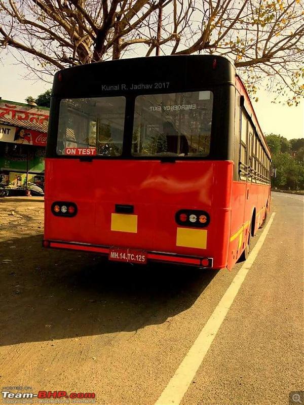 B.E.S.T. buses - Painting Mumbai RED!-img_5382.jpg