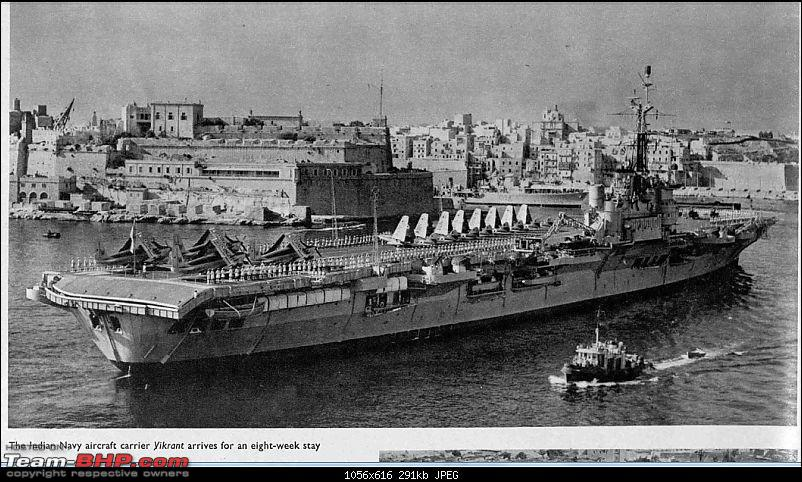 Indian Naval Aviation - Air Arm & its Carriers-vikrant-malta-1961-tbhp.jpg