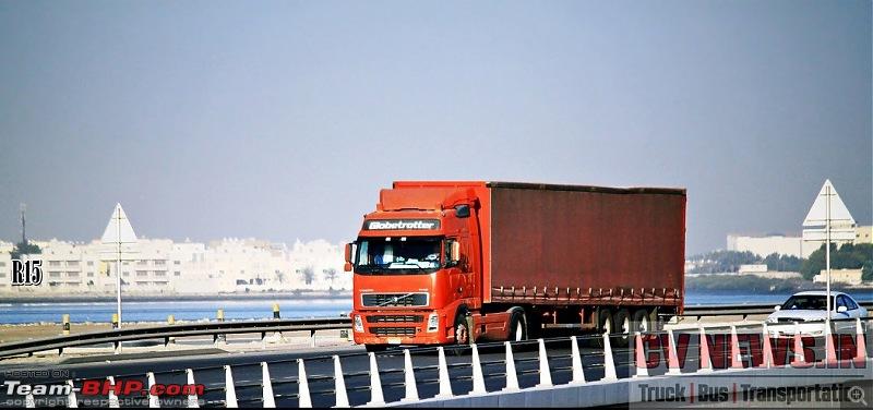 Shortage of drivers for highway Trucks-volvofh3.jpg