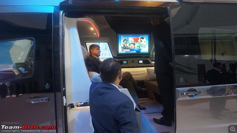 Luxury Motorhome: Pinnacle Speciality Vehicles @ Auto Expo 2018-11.jpg