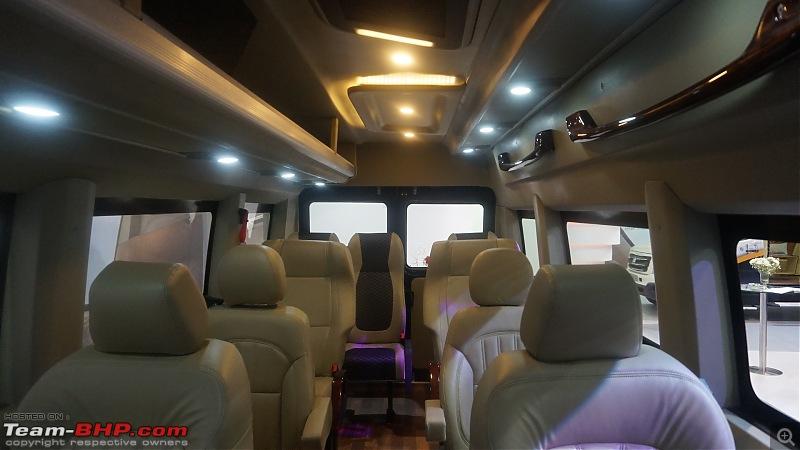 Luxury Motorhome: Pinnacle Speciality Vehicles @ Auto Expo 2018-31.jpg