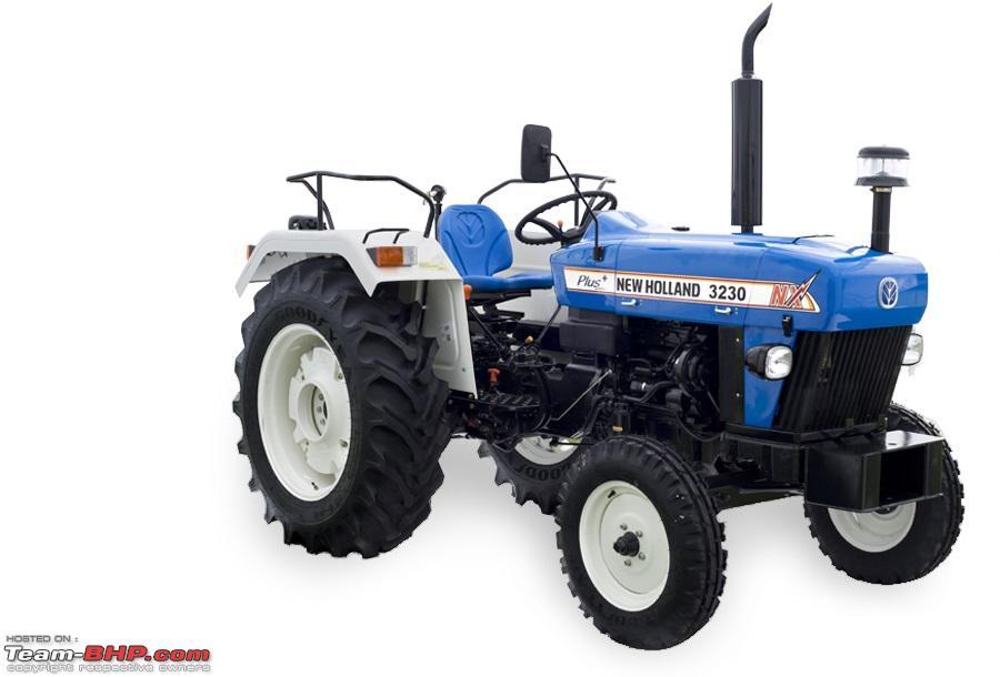 Tractor Sales Figures In India Team Bhp