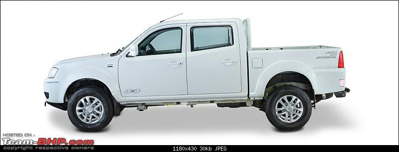 Tata Xenon Crew-Cab launched : The Downgraded variant of Xenon XT-1.jpg