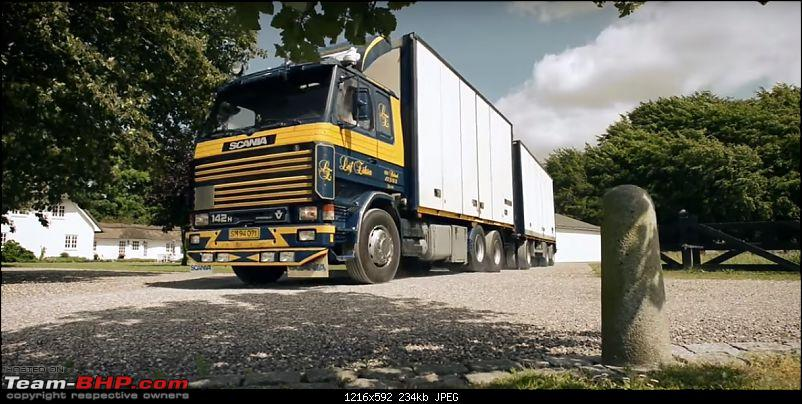 Pics: First BharatBenz Truck to cross 10 lakh km-1.jpg