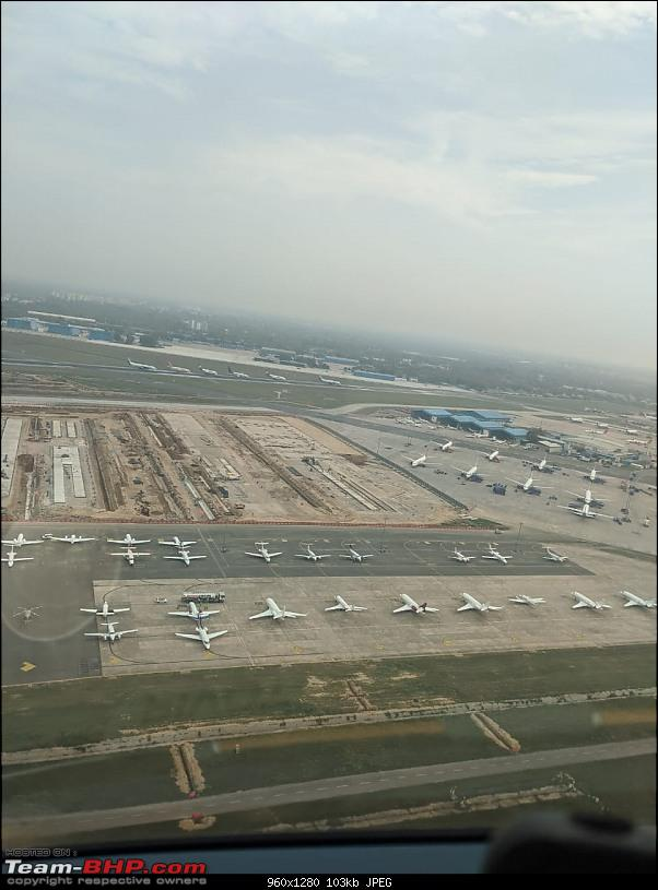 Parking in a pandemic: Grounded planes scramble for storage space-delhiigisarinco.jpeg