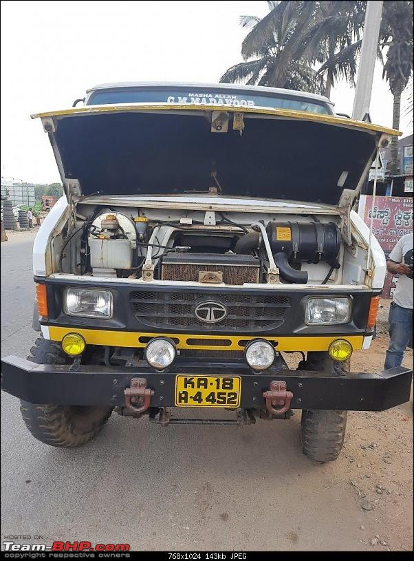 A rare Tata 407 4x4 | 1300 km road trip-electrician-shop-wasted-time.jpg