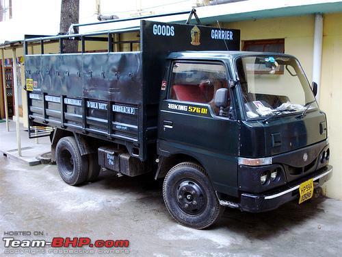 The Heavy Trucks Thread Team Bhp