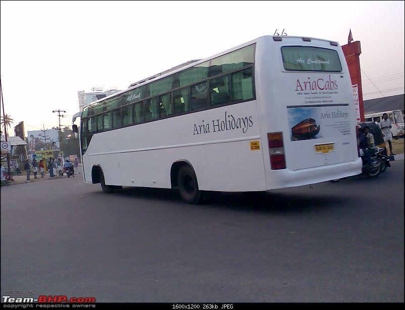 Intercity Buses operated by various private travels and STUs-busgra.jpg