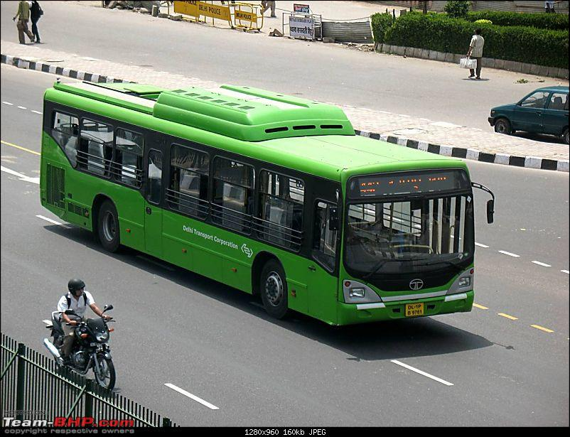 City Buses of various STUs all over India-newdtcbus.jpg