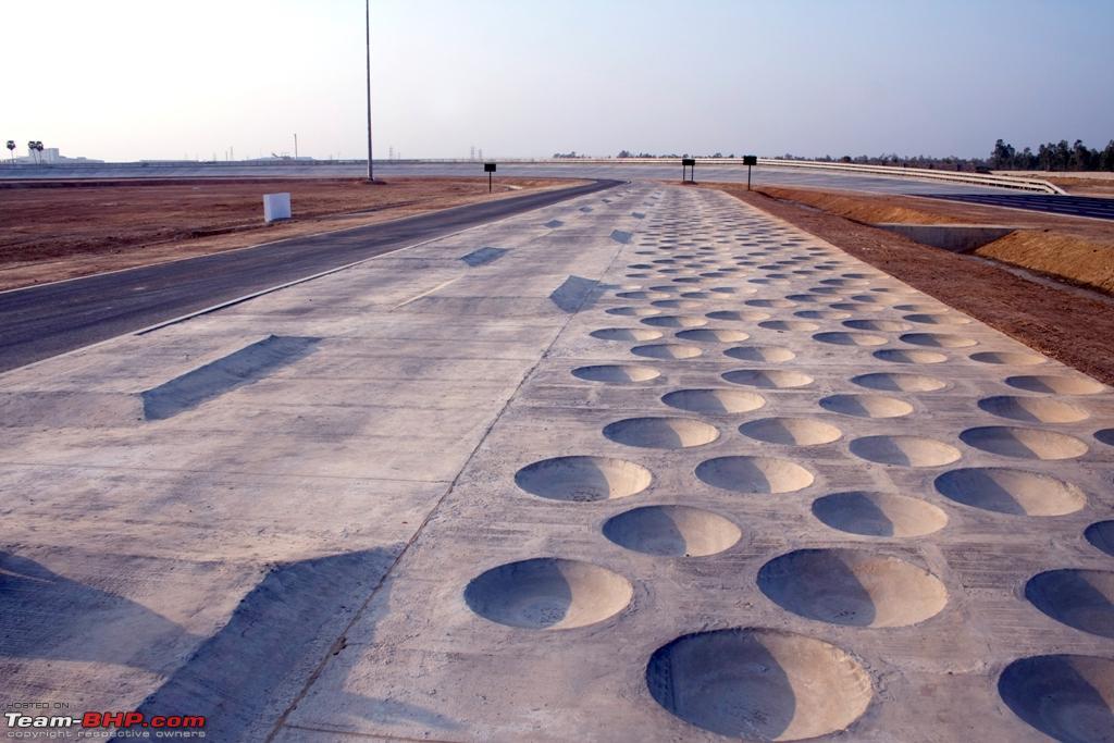 Tracks For Vehicles >> Daimler India Commercial Vehicles unveils Test Track at Oragadam, near Chennai - Team-BHP