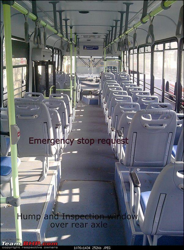 City Buses of various STUs all over India-inside1.jpg