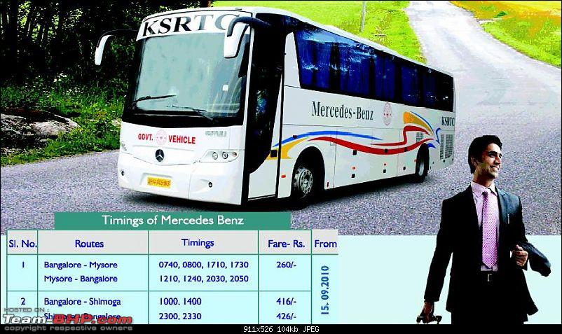 Intercity Buses operated by various private travels and STUs-ksrtc.jpg