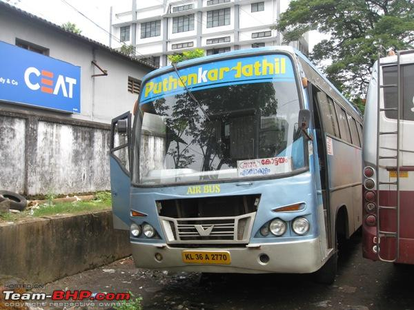 Intercity Buses operated by various private travels and STUs - Page 13 - Team-BHP