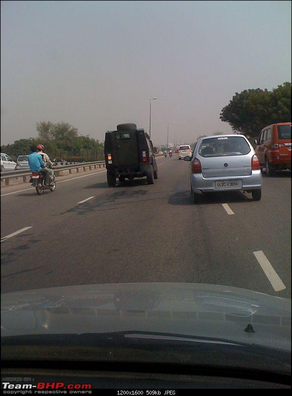 Which is this vehicle en route to IGI airport/ Gurgaon? EDIT: Its Concord 8 (C8)-2d6mfdc.jpg