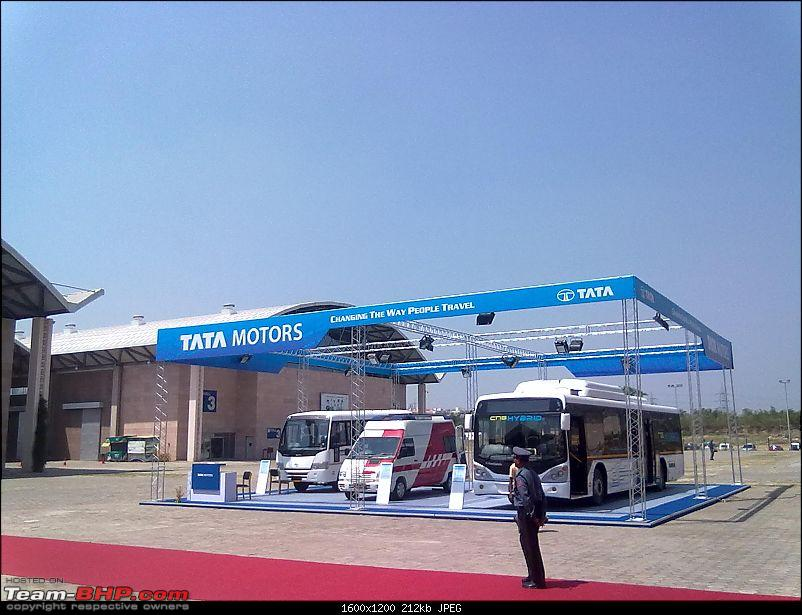 2nd Bus & Special Vehicle Expo 2011: 9-12 March 2011: Hyderabad, Andhra Pradesh-120320111289.jpg