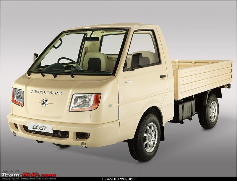 Leyland Nissan rolls out Dost from Hosur facility-dost_2.jpg