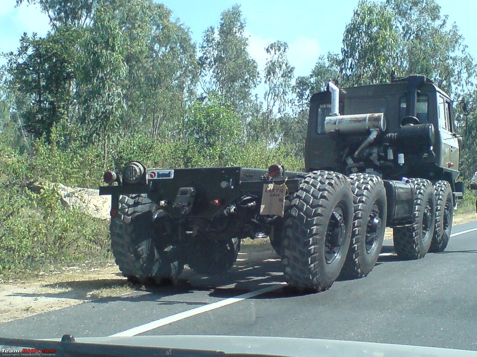 The Indian Armed Forces   Army/Navy/Airforce Vehicle Thread - Team-BHP