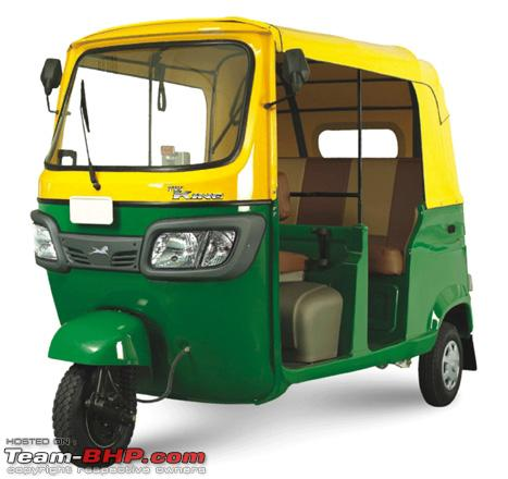 Detailed comparison of the 'Indian Rickshaws'! - Team-BHP