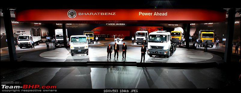"""Daimler Trucks now known as """"BharatBenz"""" in India! EDIT: Launch details on pg5-bharatbenz-launch.jpg"""