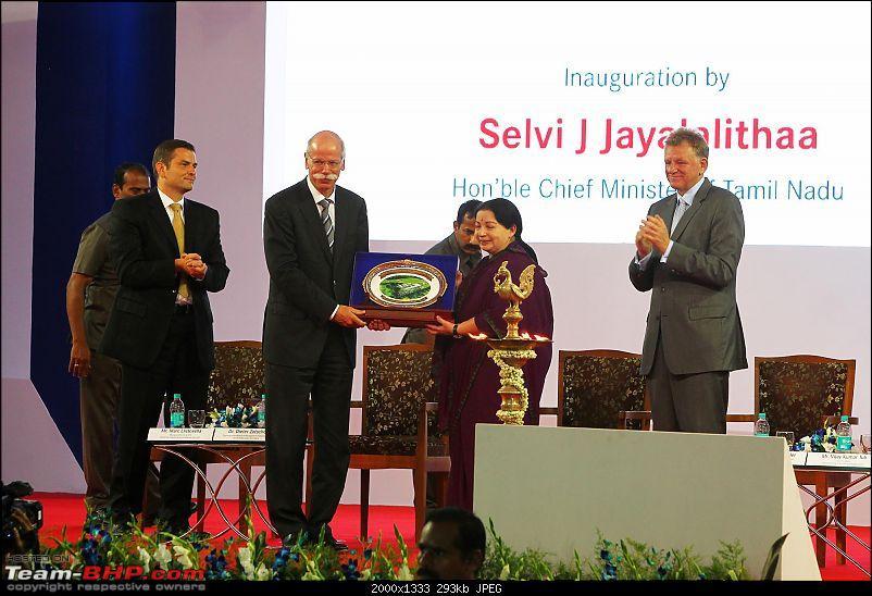 Daimler Trucks unveils BharatBenz Plant at Chennai-dicvplant-inaugural-1.jpg