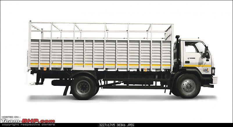 Eicher launches a 14.5 ton truck - The Eicher 11.14-eicher-11.14-s-wb.jpg