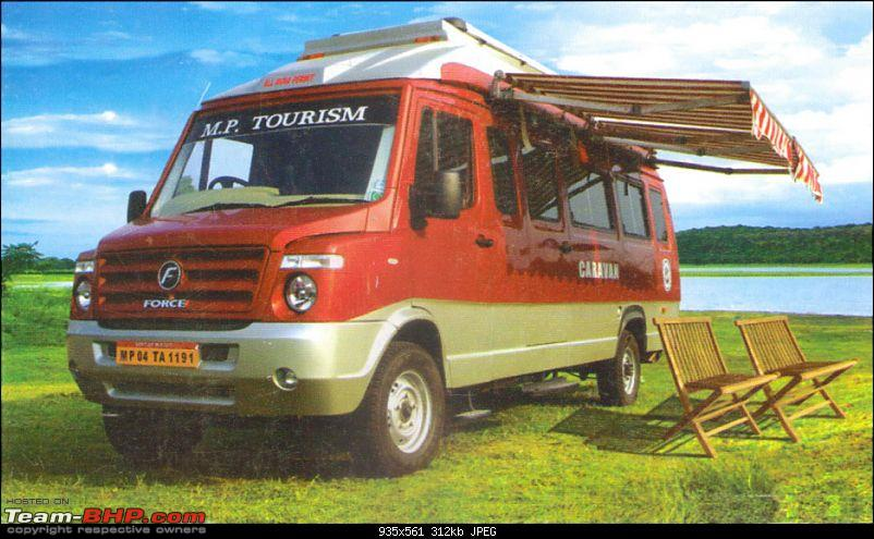MP Tourism Caravans aka Holiday on Wheels | New Tourism Concept in India-1.jpg