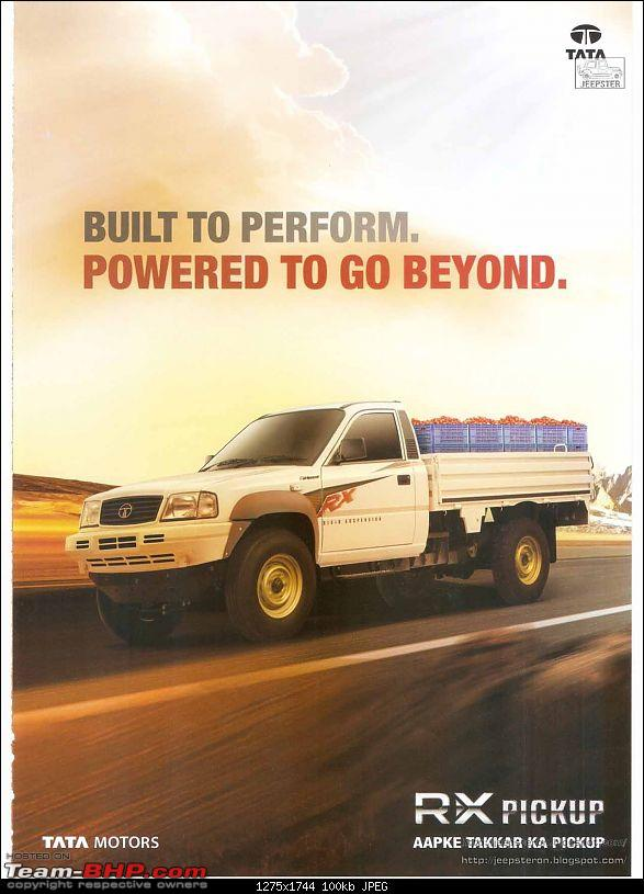 Tata XENON Pickup RX series launched. The Basic, workhorse variant-scan0001.jpg