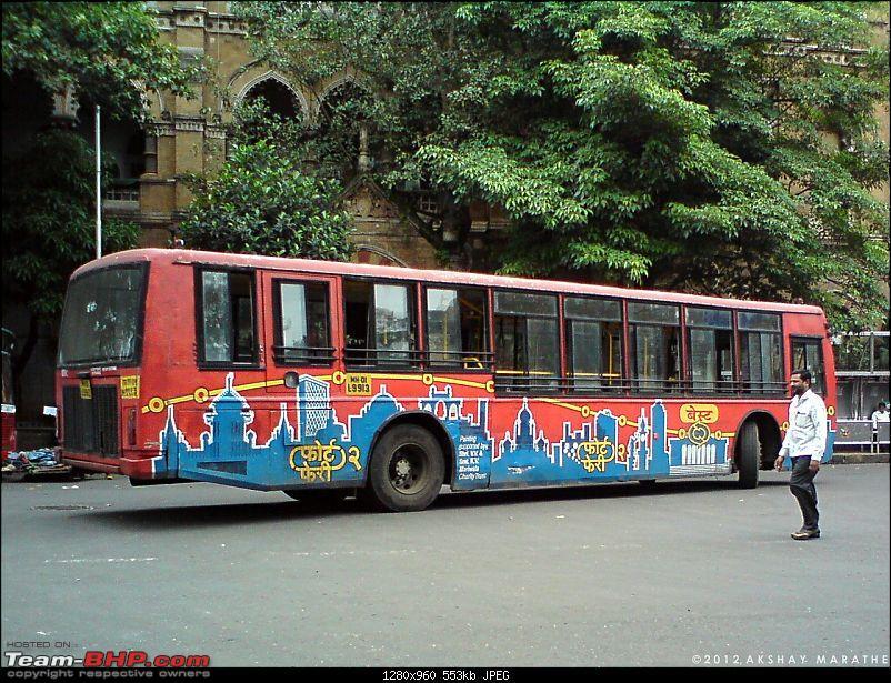 B.E.S.T. buses - Painting Mumbai RED!-dsc011081.jpg