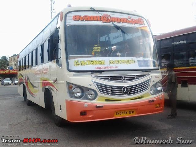 TATA Motors Buses (Standard Versions) - Team-BHP