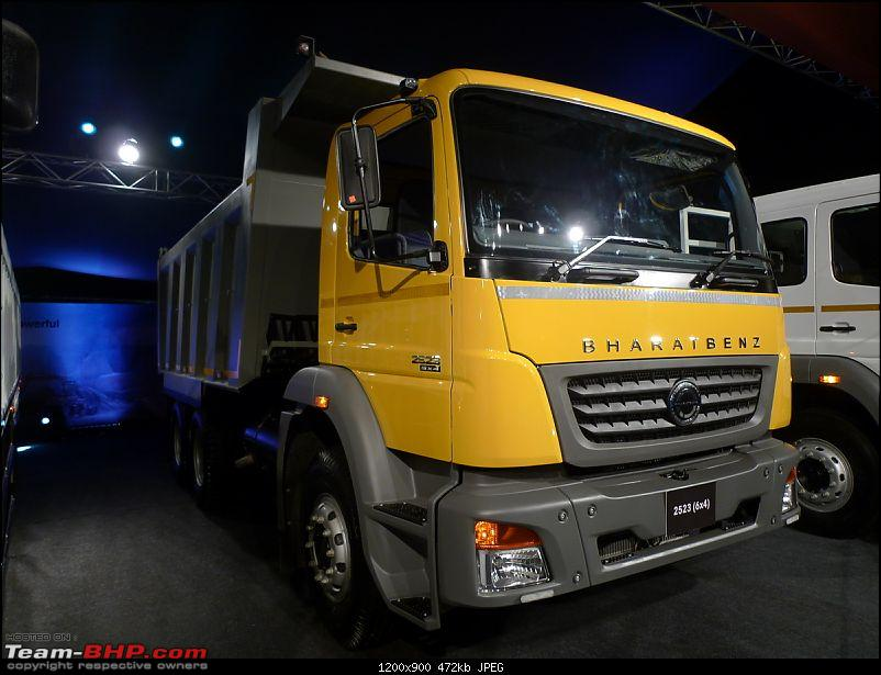 BharatBenz launches three Heavy-Duty Trucks in India-bharatbenz020.jpg