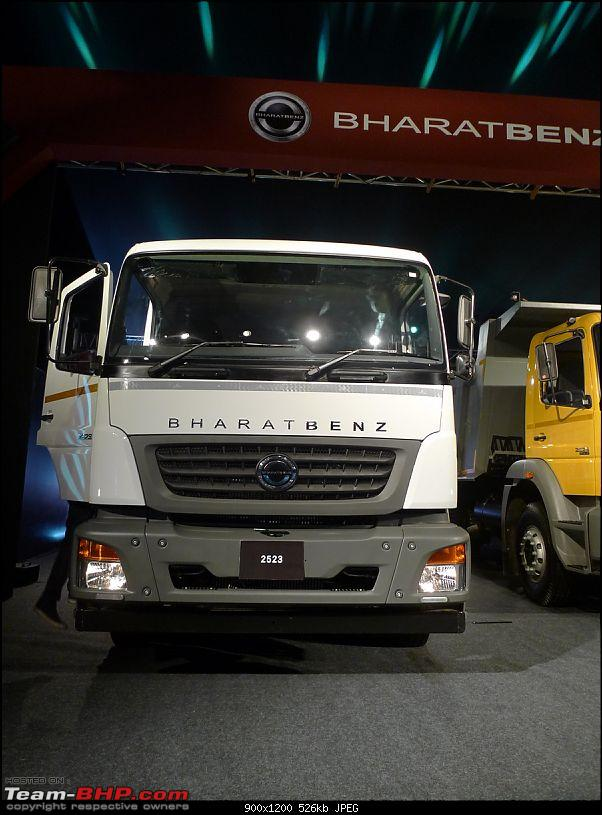 BharatBenz launches three Heavy-Duty Trucks in India-bharatbenz036.jpg