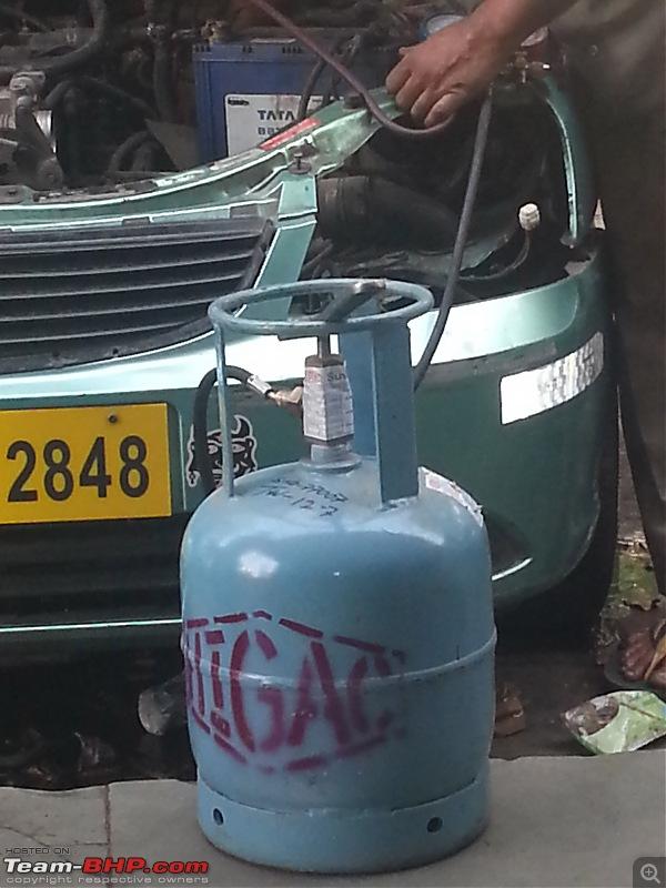 Friendly Neighbourhood Garage - Shanoo & Irfan, Unique Automobiles (Delhi)-freon-gas-cannister.jpg