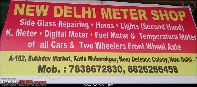 Repair of Automotive Meters, Axles, Dampers & ORVMs - Javed (New Delhi)-javed1.jpg