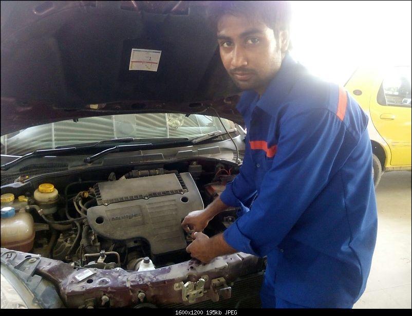Friendly Neighbourhood Garage - World of Service (Sector 63, Noida)-wos1.jpg
