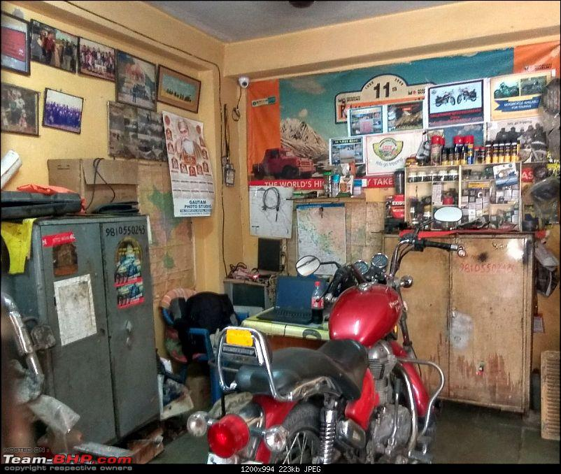 Repairs, maintenance & rally support for Motorbikes - Jitender Motors (Gautam Nagar, Delhi)-jitu1.jpg