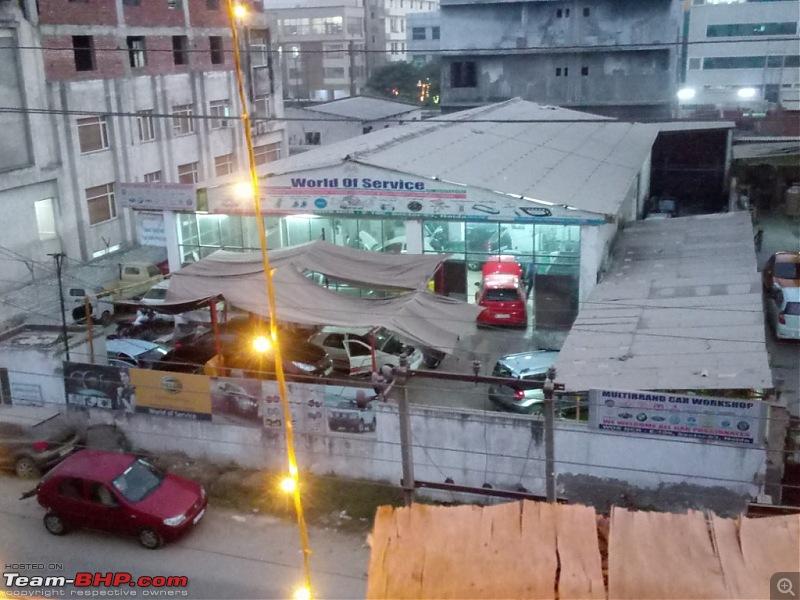 Friendly Neighbourhood Garage - World of Service (Sector 63, Noida)-img_20161103_174919.jpg