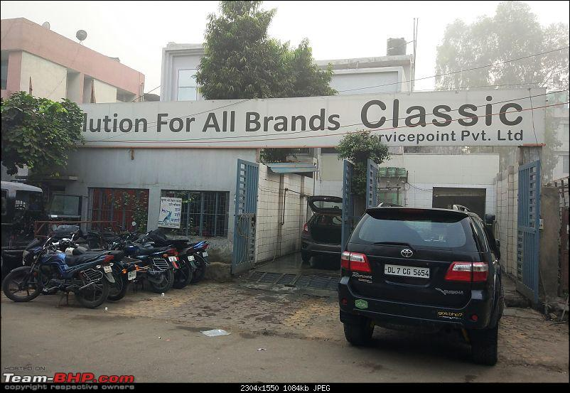 Maintenance, repairs, mods & spare parts - Classic Service Point (Sector 3, Noida)-img_20171108_164536.jpg