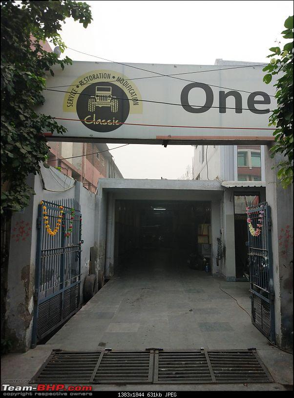 Maintenance, repairs, mods & spare parts - Classic Service Point (Sector 3, Noida)-img_20171108_164634.jpg