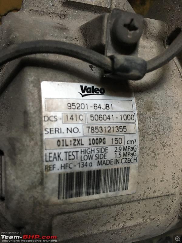 Car Air-conditioning - Cooldays Car AC (Lajpat Nagar-I, New Delhi)-accompressor1.jpg