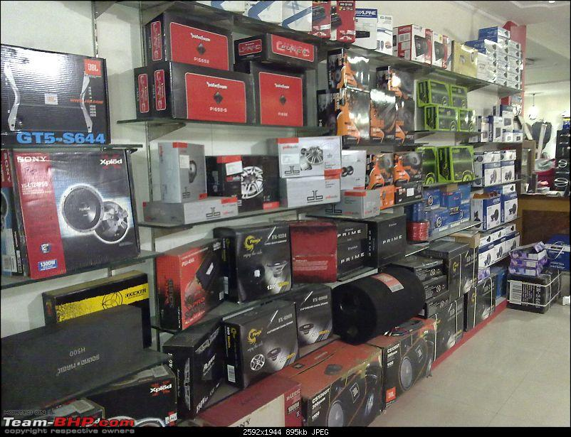 Car Accessories, Audio etc. - Autozone (Gurgaon)-05032010040.jpg