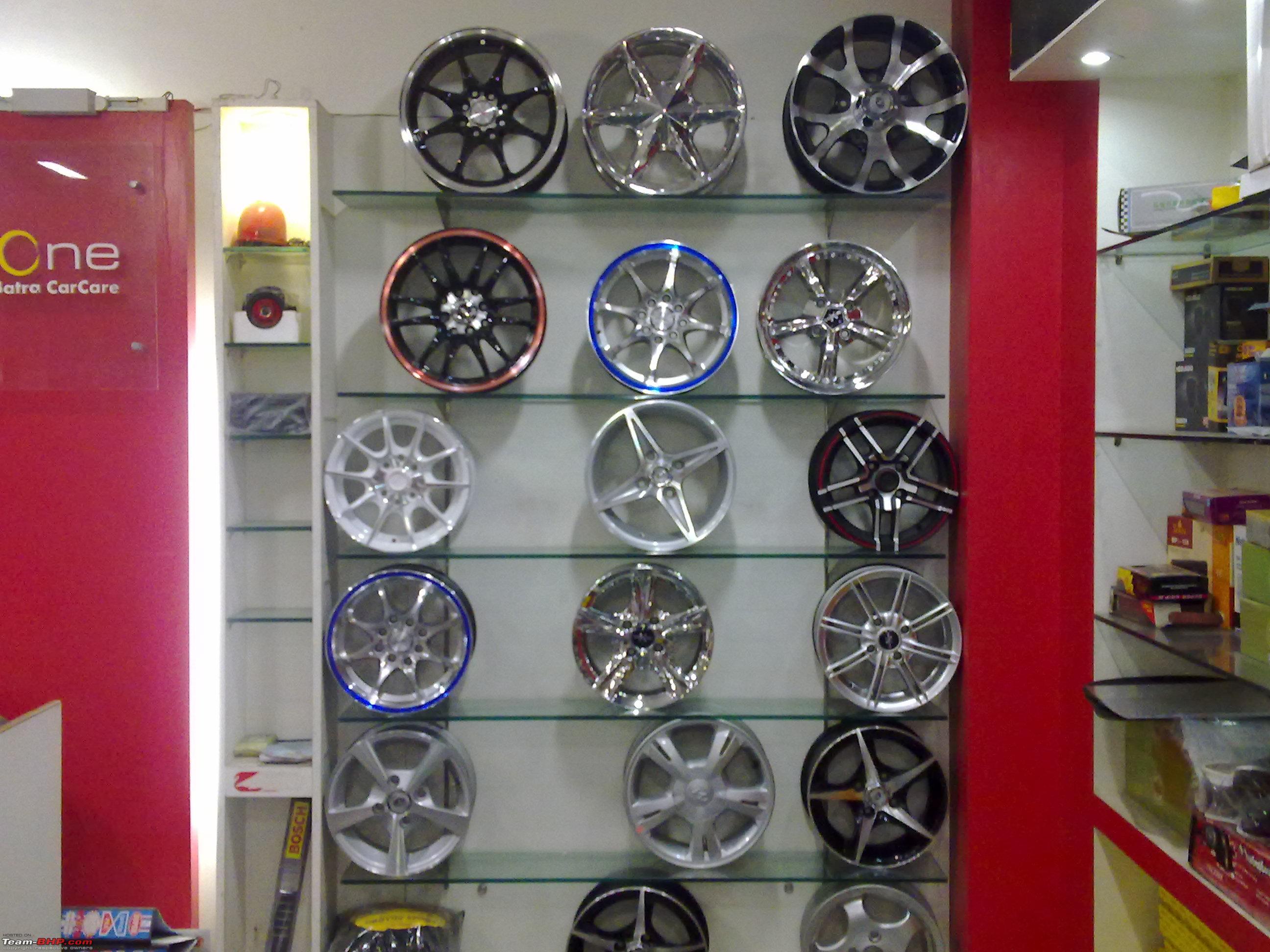 Car Accessories, Audio etc. - Autozone (Gurgaon) - Team-BHP