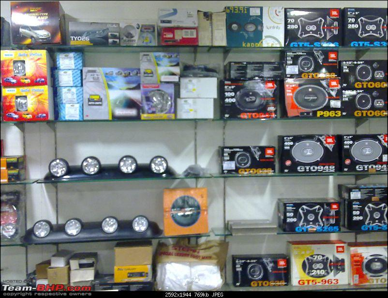 Car Accessories, Audio etc. - Autozone (Gurgaon)-05032010044.jpg