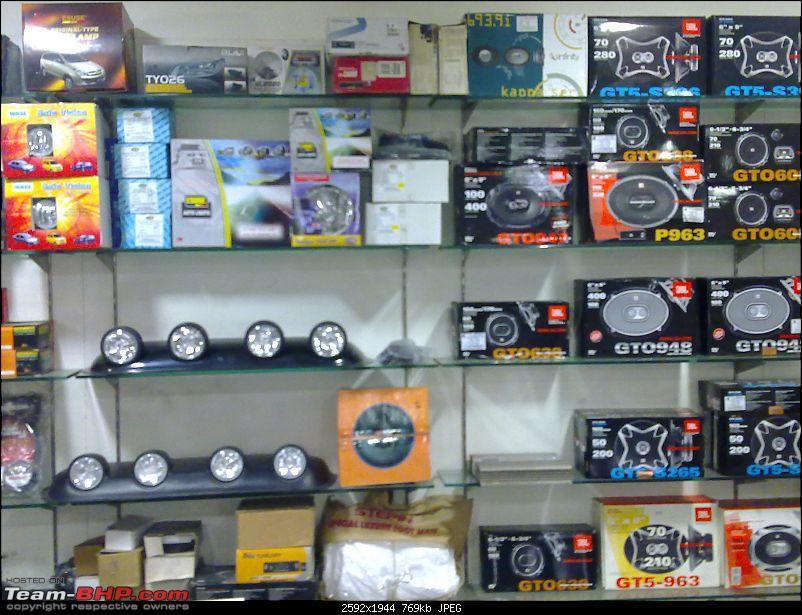 Car Accessories, Audio etc. - Autozone (Gurgaon)-05032010044.jpg