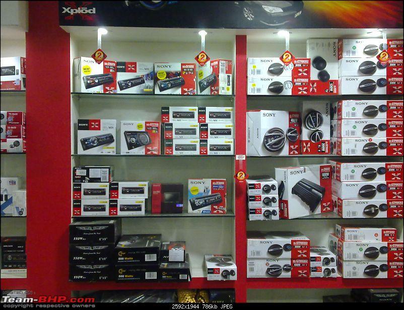Car Accessories, Audio etc. - Autozone (Gurgaon)-05032010045.jpg