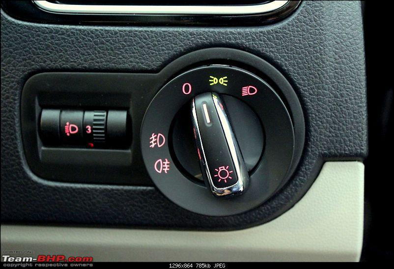 vw polo diy  upgrading cabin light  headlight switch