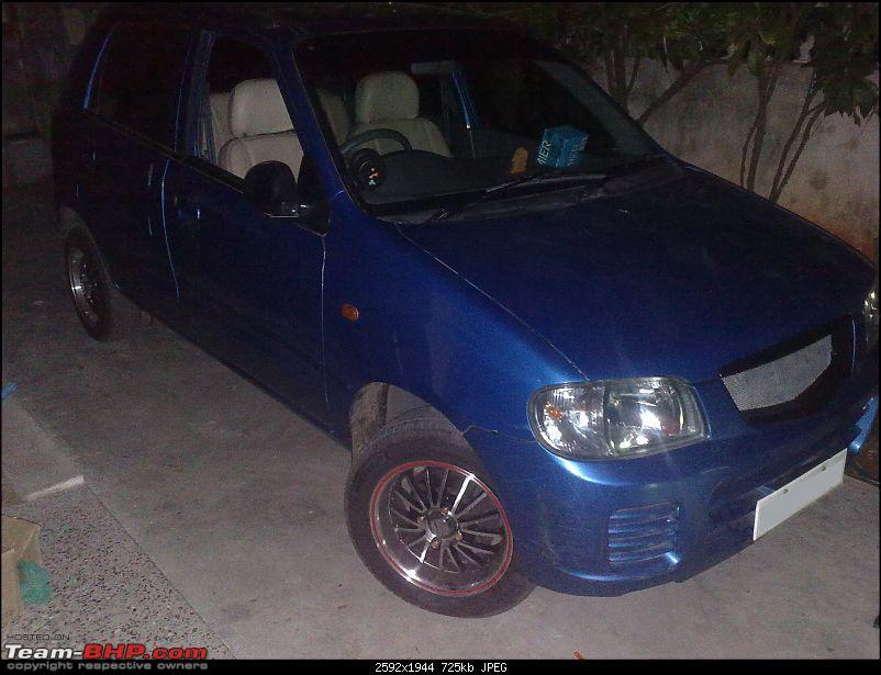DIY-Blue LED Parking Lamp & Speedo Meter+Wire Mesh Grille & Underbody Neons for Alto-15042009839.jpg