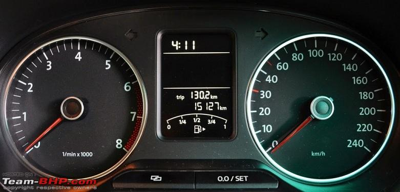 VW Polo DIY: Removing / upgrading the instrument cluster - Team-BHP