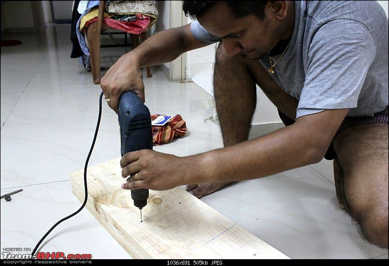DIY: Inexpensive home-made Car Ramps-drilling.jpg