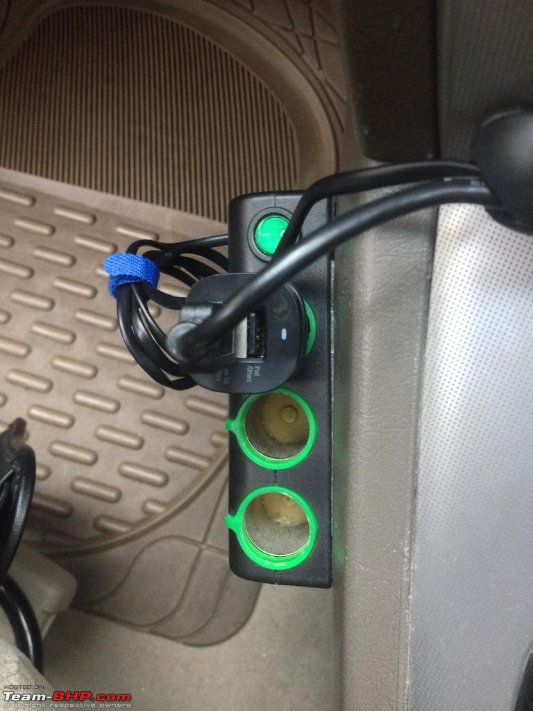 Phenomenal Diy Structured Cabling For In Car Gadgets Team Bhp Wiring 101 Cularstreekradiomeanderfmnl